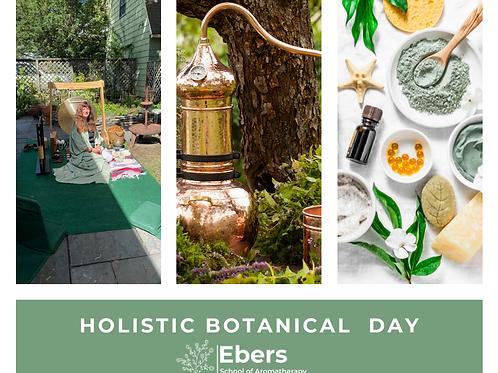 Holistic Botanical Day