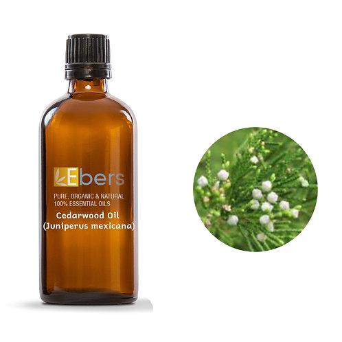 Cedarwood Oil (Juniperus mexicana) 15 ML