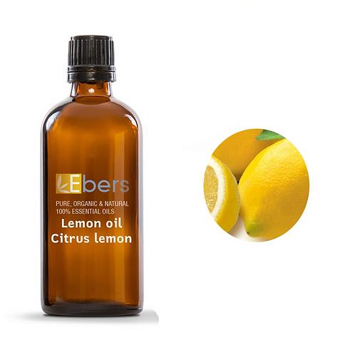 Lemon Oil (Citrus lemon)15 ML