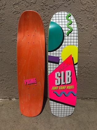 """Sal Barbier's """"Jump Ramp"""" Model  Orange  top Stain"""