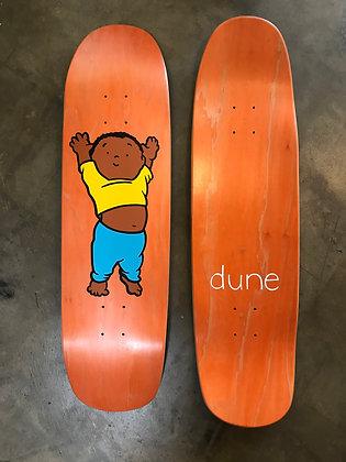 "Dune ""OG"" graphic Orange - Orange"