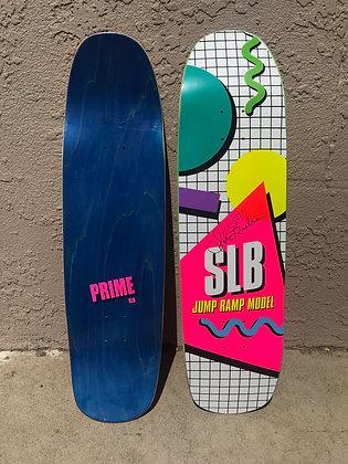 """Sal Barbier's """"Jump Ramp"""" Model Dark Blue  top Stain"""