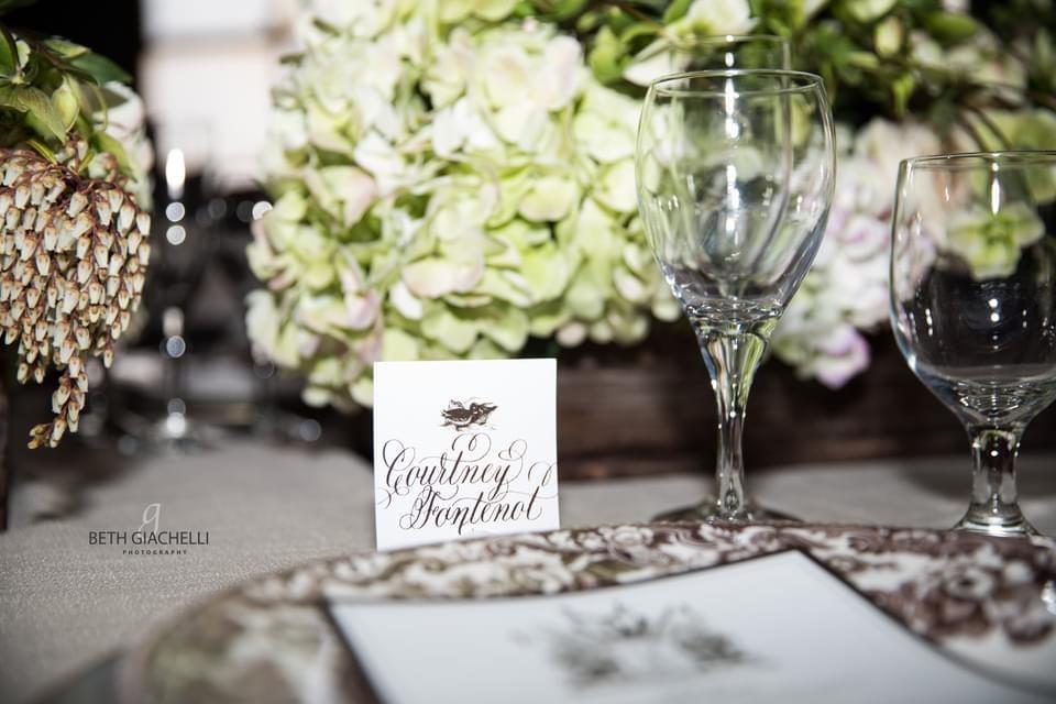 Delta Wedding recpetion March 2021