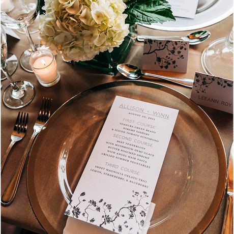 Hometown Wedding • September 8, 2021