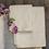 Thumbnail: Набор из 2х полотенец ABERDEEN, 50х90 см + 70х140 см, светло-бежевый