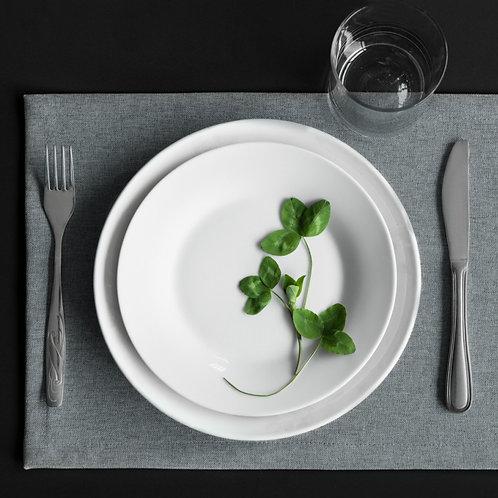 Набор сетов Ибица, бежево-серый, 6 шт
