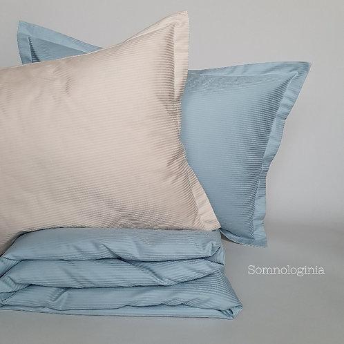 """Комплект постельного белья комбинированный """"Mint-Vanilla"""""""