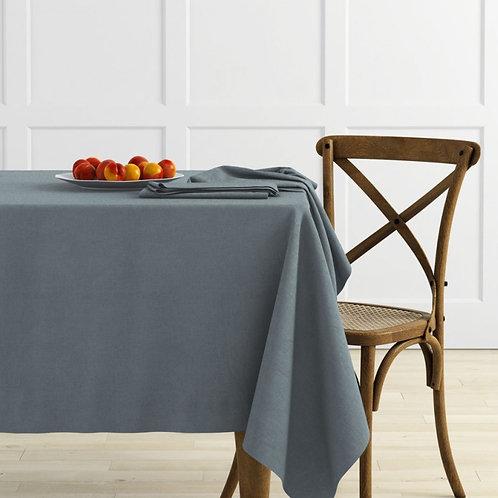 Комплект скатертей Ибица, серый, 2 шт
