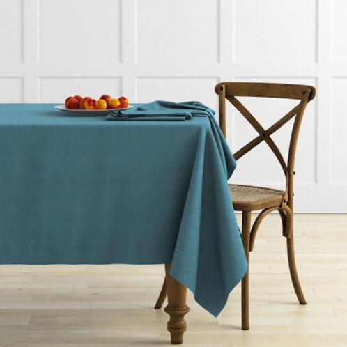 Комплект скатертей Ибица, голубой, 2 шт