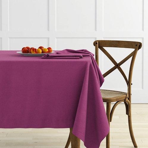 Комплект скатертей Ибица, фиолетовый, 2 шт