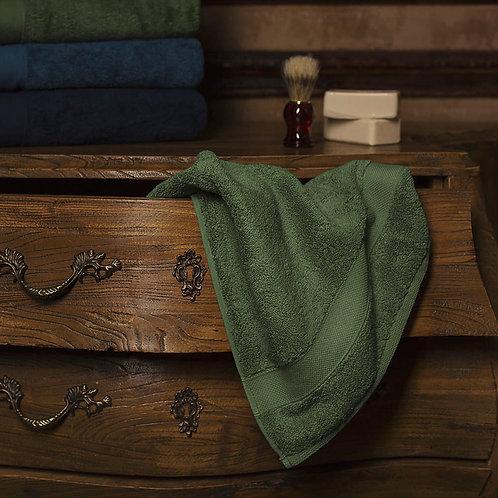 Полотенце ABERDEEN, зеленый