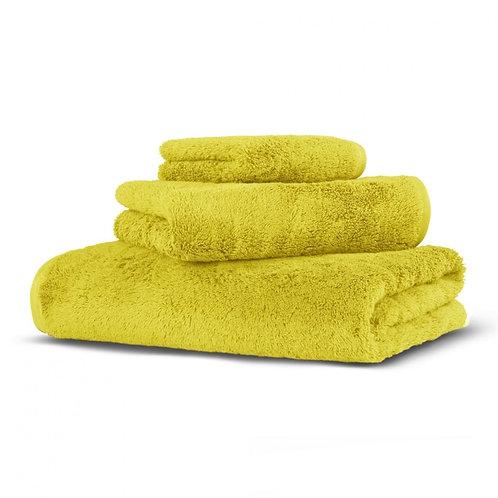 Полотенце махровое AIRE, лимонный
