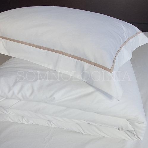 """Комплект постельного белья """"Элеганс"""", цвет: белый"""