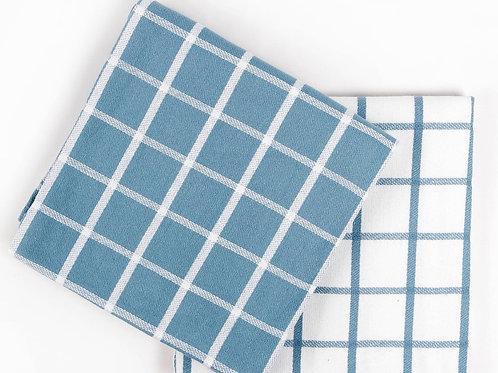 Кухонное полотенце Chino, 2 шт/компл, голубой