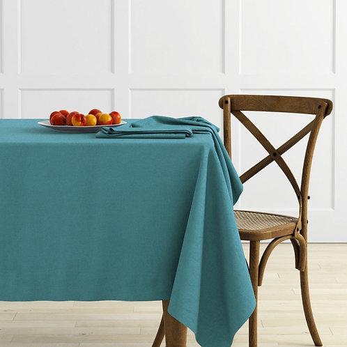 Комплект скатертей Ибица, бирюзовый, 2 шт
