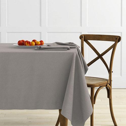 Комплект скатертей Ибица, бежево-серый, 2 шт