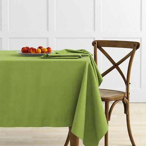 Комплект скатертей Ибица, зеленый, 2 шт