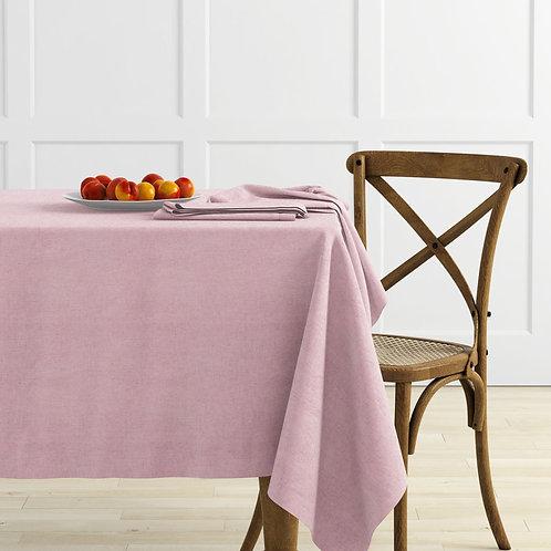 Комплект скатертей Ибица, розовый, 2 шт