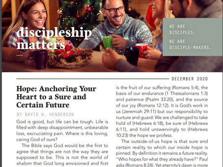 Discovering Hope: Study Resource