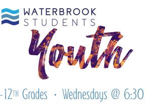 Students at Waterbrook