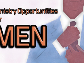 Men's Ministry at Waterbrook