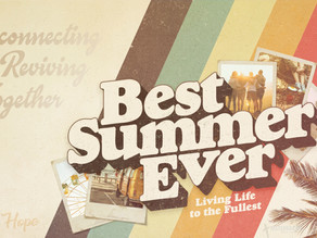 Best Summer Ever at Waterbrook