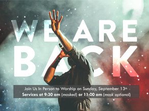 Attend Worship at Waterbrook
