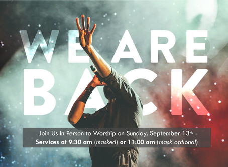 Attend Worship at Waterbrook