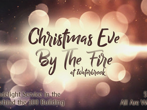Christmas Eve at Waterbrook - 5:30 pm Outdoor Service