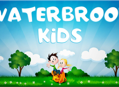 Children's Ministry - Fall 2020 at Waterbrook