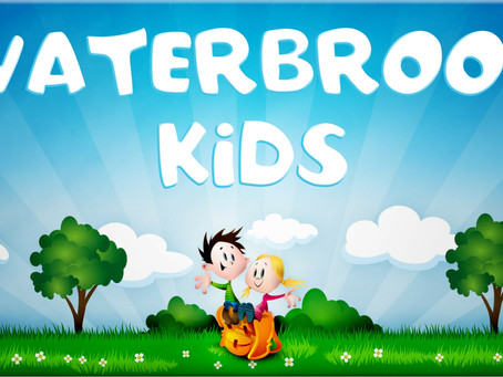Children's Ministry - 2021 at Waterbrook