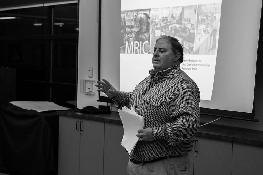 measure B davis - Dan Ramos on Aggie Research Campus