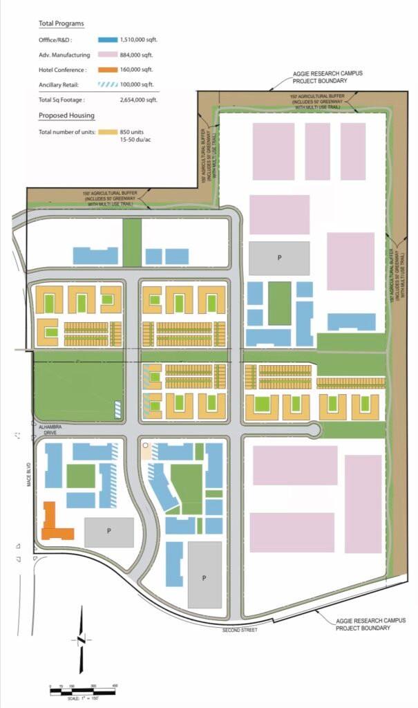 project details - measure B Davis