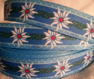 grosgrain edelweiss blue