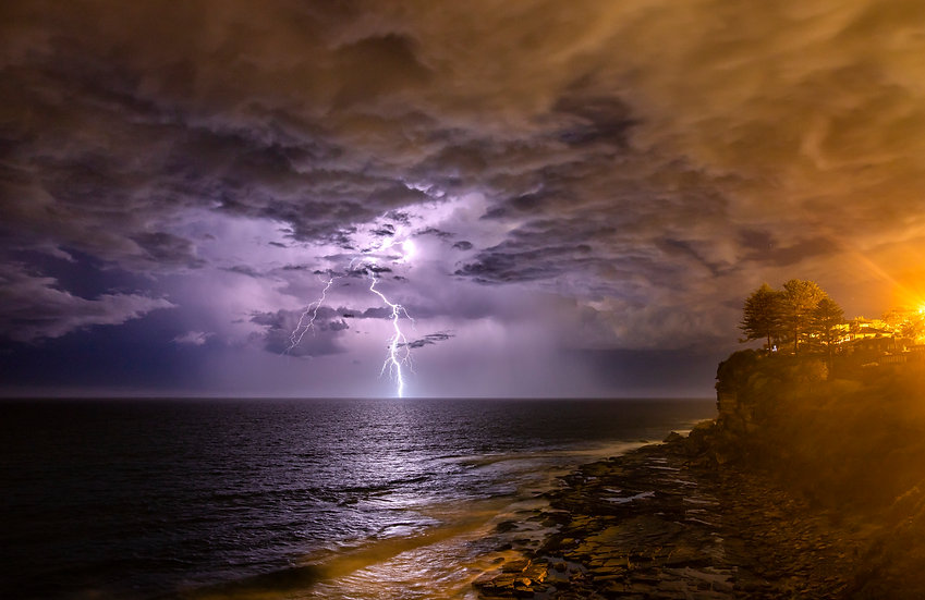 Lightning Strikes, Avalon