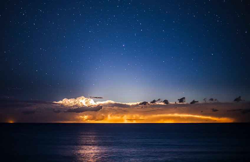 Storm in the Stars, Avalon Beach