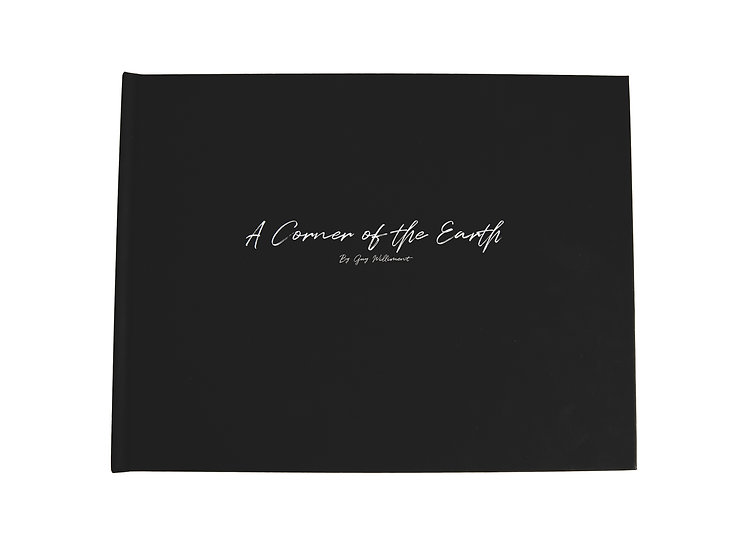 A Corner of the Earth -Hardcover Book