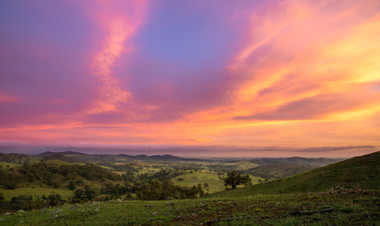 Sunrise over Mudgee .jpg