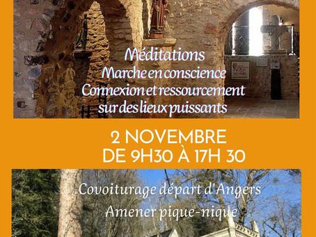 Journée initiatique en Mayenne