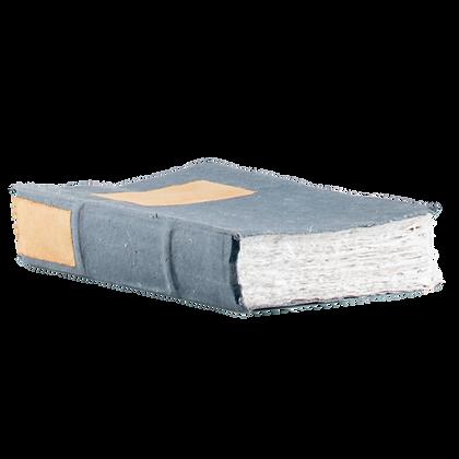 Cahier Biblio Papier Chiffon