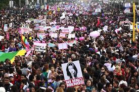 Enfrentar al neoliberalismo es enfrentar al patriarcado en todas sus formas