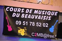 C2MB Banderole