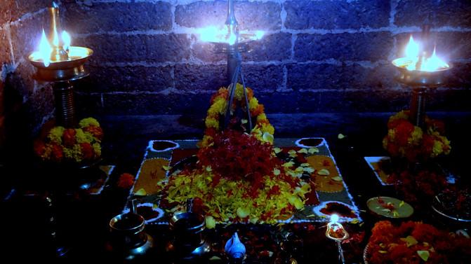 Vama Practice at Gurunaths  place
