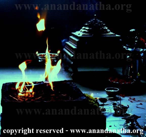Swarna Bhairava homa