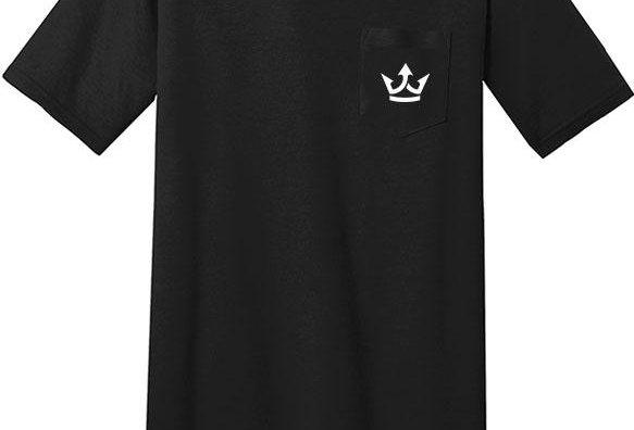 """New Men's """"Pocket"""" Crown Tee"""