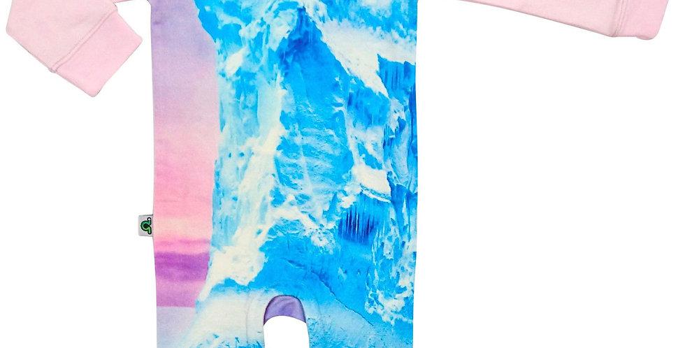 Romper - Raglan - Iceberg