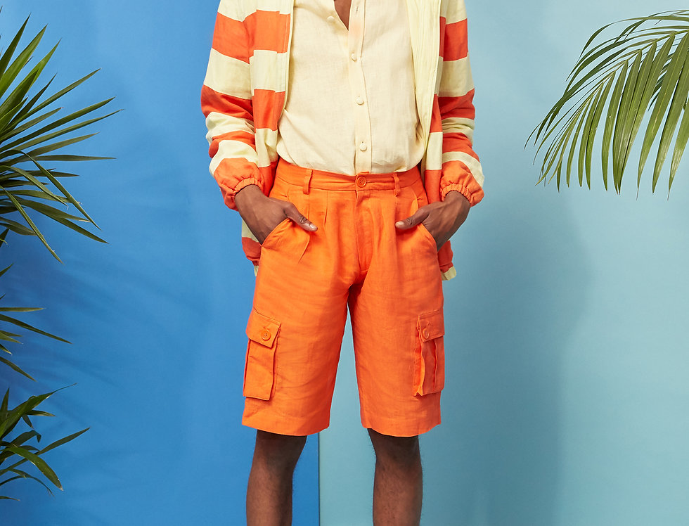 Harper Unisex Shorts