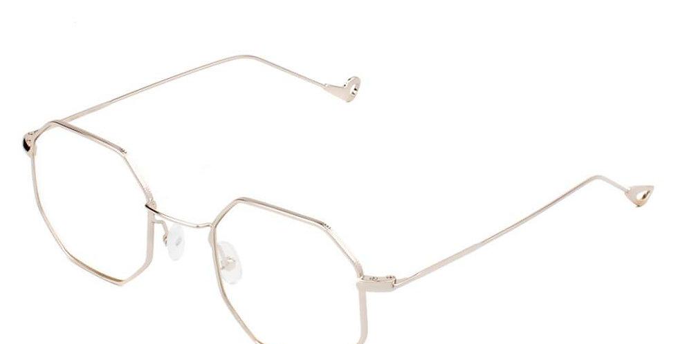 CALGARY | S2019 - Unisex Vintage Round Polygonal Sunglasses
