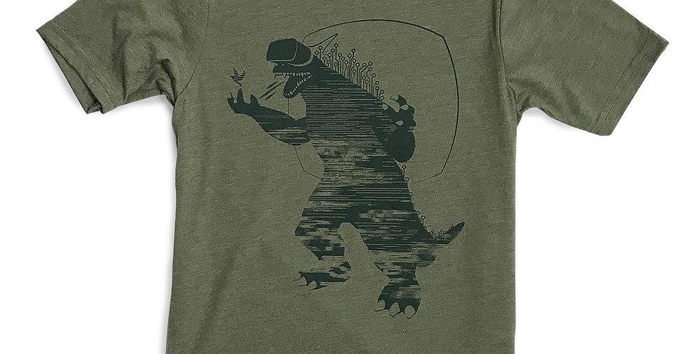 Mixed Reality Kids T-Shirt