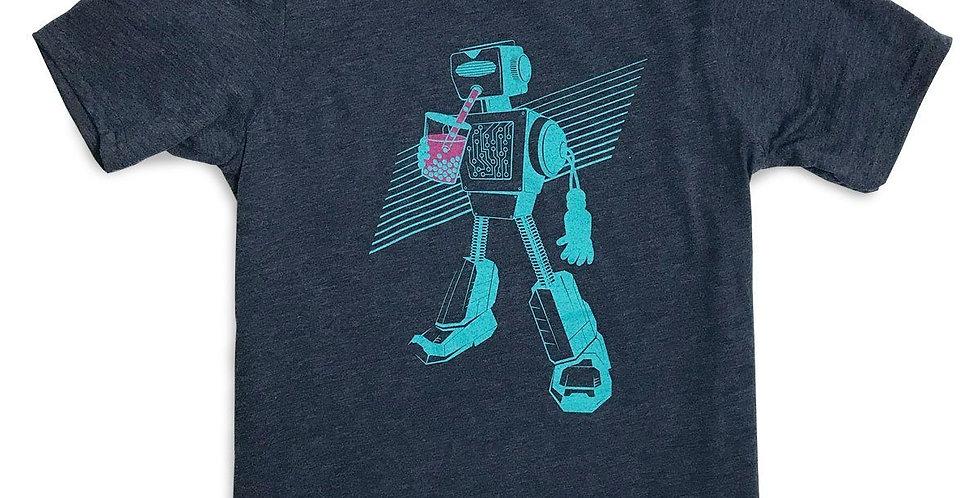 Boba Bot Kids T-Shirt